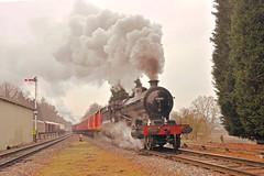 Great Central Railway - Winter Steam Gala 2012