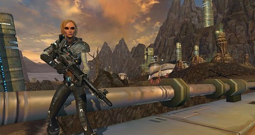 SWTOR Sniper Build and Spec Guide - PVP/PVE