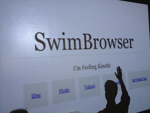 Swim Browser