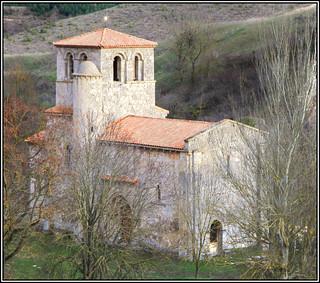 Nuestra Señora del Valle , Monasterio de Rodilla