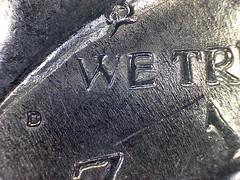 US 50 cents (20x)