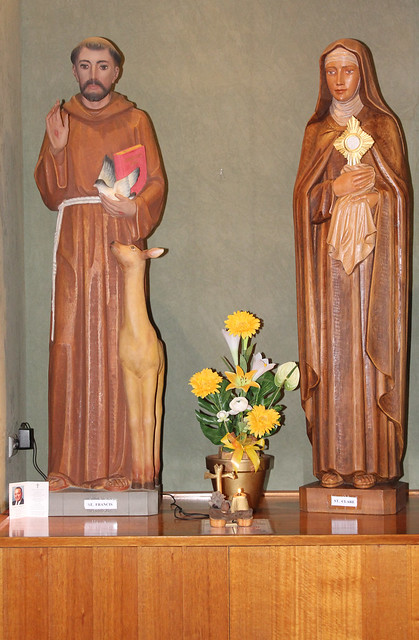 St Francis & St Clare