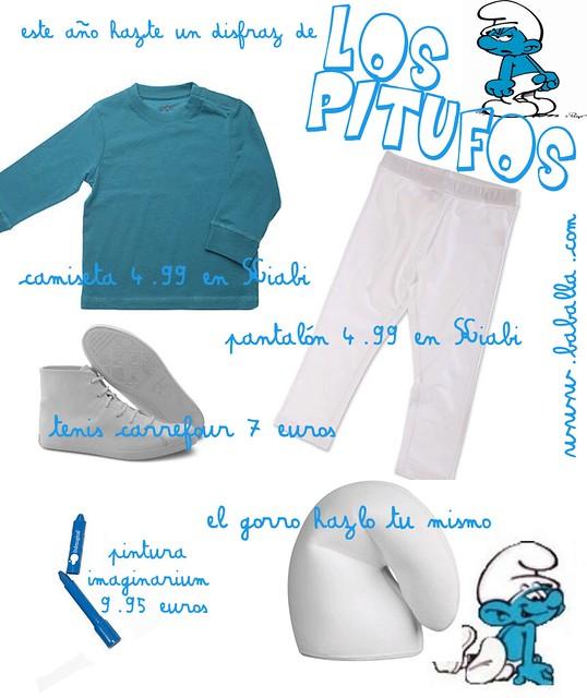 disfraz_pitufos