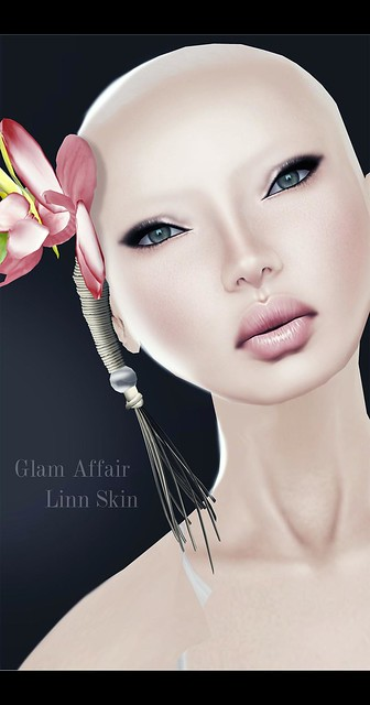 Glam Affair- Linn skin - no brows