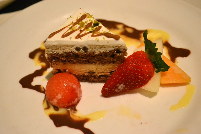 Dessert of the Day, Angus Steak House