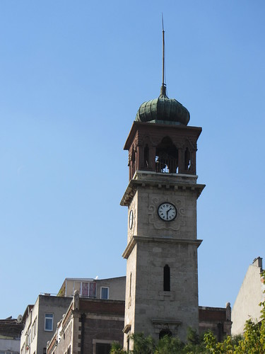 Balikesir: Clock tower (2)