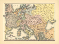 Map Page Of Section Xiii Europe 1814 1863 From Part Xx Of Flickr