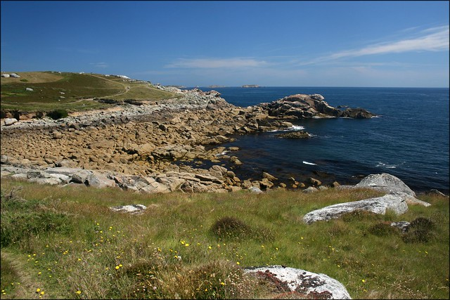 Near Mount Todden, St Marys, Isles of Scilly