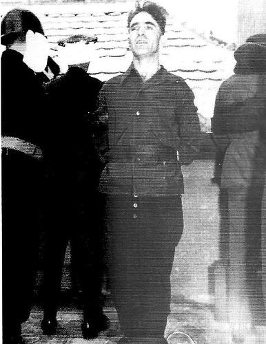 Ejecución de Indalecio González.