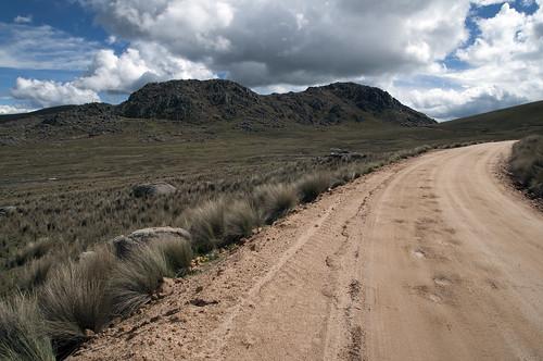perù provincia paesaggi ayacucho ocros