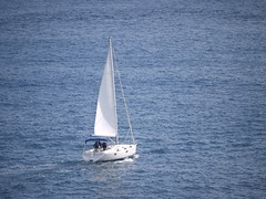 sail, sailboat, sailing, keelboat, vehicle, sailing, sea, mast, watercraft, dinghy sailing, boat,