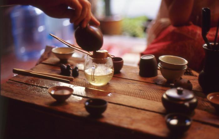 ... of tea