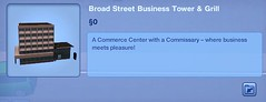 Broad Street Business Tower & Grill