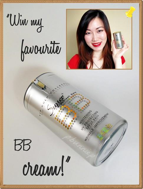 Giveback giveaway_Skin79 BB Cream