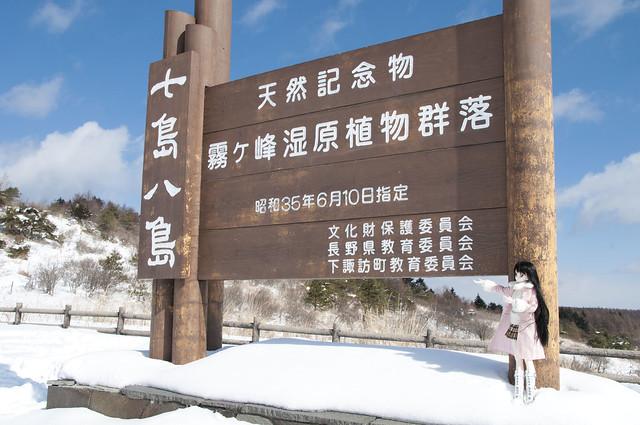 霧ヶ峰高原 八島ヶ原湿原