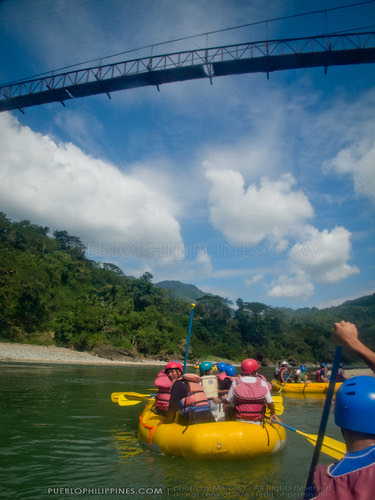 White Water River Rafting - Tabuk - Kalinga, Philippines (110114 - 120123)