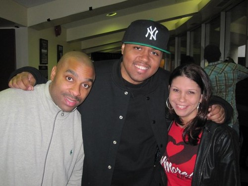 TY FYFFE, ALBE BACK& BLAZITA AT NYC STAY IN SCHOOL RALLY