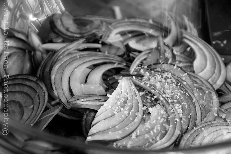 Red Onions & Salt