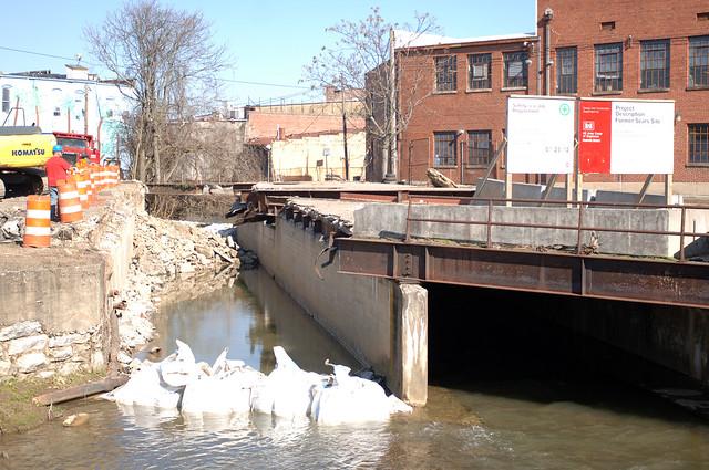 Wolf creek va flooding for Fishing license nc walmart