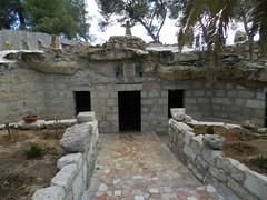Cueva y Campo de los pastores-Belen/Palestina Patrimonio de la Humanidad Unesco