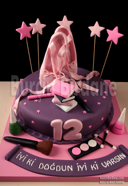 Pointe Cake