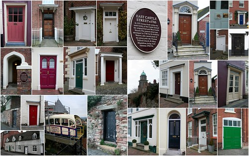 Bridgnorth doors, Shropshire