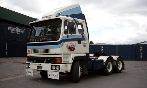 Pacifica Road Link Scammell S26