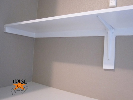 simple cheap storage shelves steps to for built create in easy hometalk pin closet