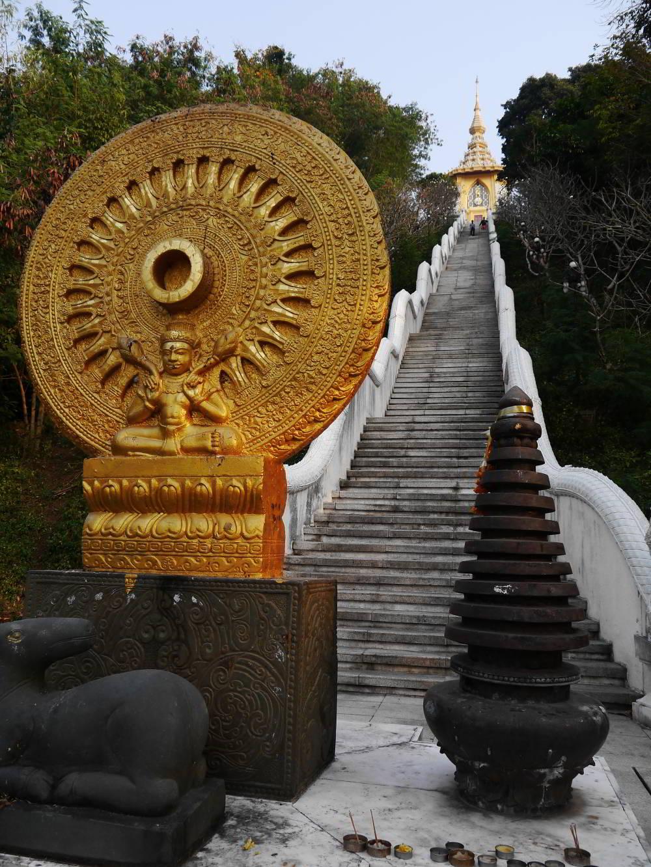 Wat Yan Pattaya Thailand