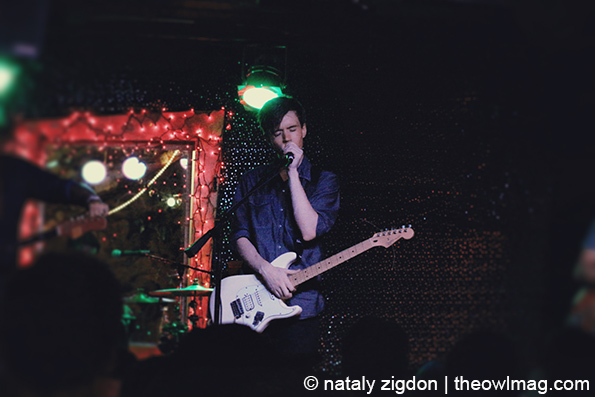 Yellow Ostrich @ Bottom of the Hill, SF 3/19/14