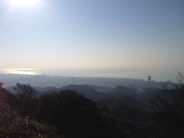 横尾山からの眺望