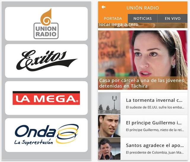Circuito Union Radio : Opiniones de circuito union radio