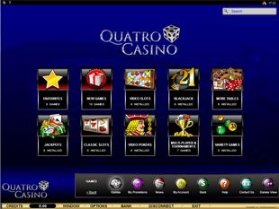 quatro casino free download