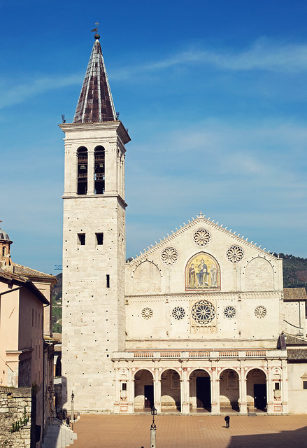 Spoleto Italy  city pictures gallery : Spoleto, Italy | Flickr Photo Sharing!