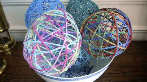 Yarn Eggs 33