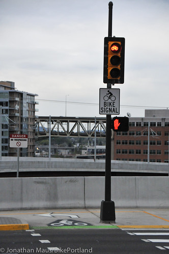 Bike Advisory Committee rides downtown-21
