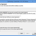 i-Launcher Software Installation Start