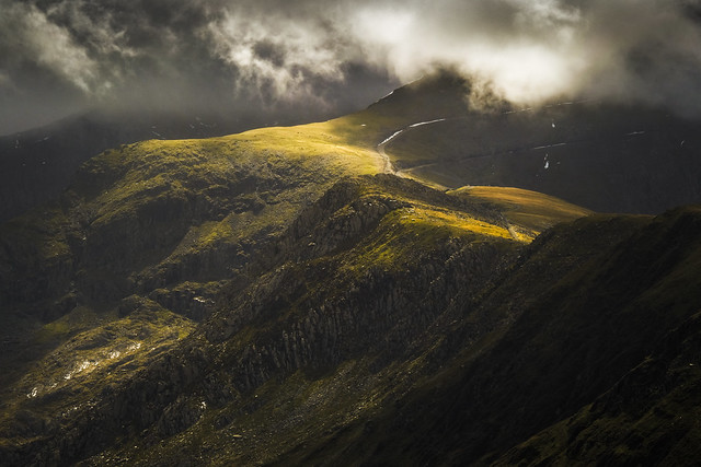The Slopes of Snowdon