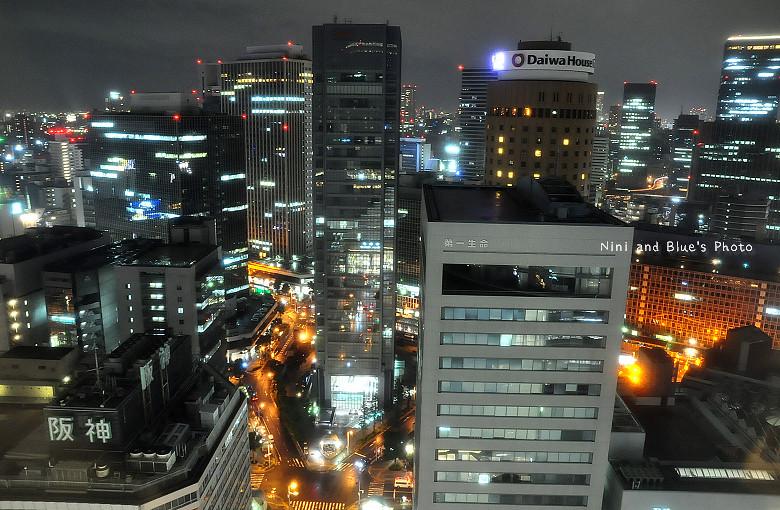 日本大阪住宿Hotel granvia osaka13