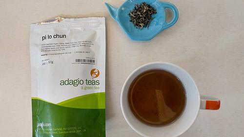 Pi Lo Chun Tea