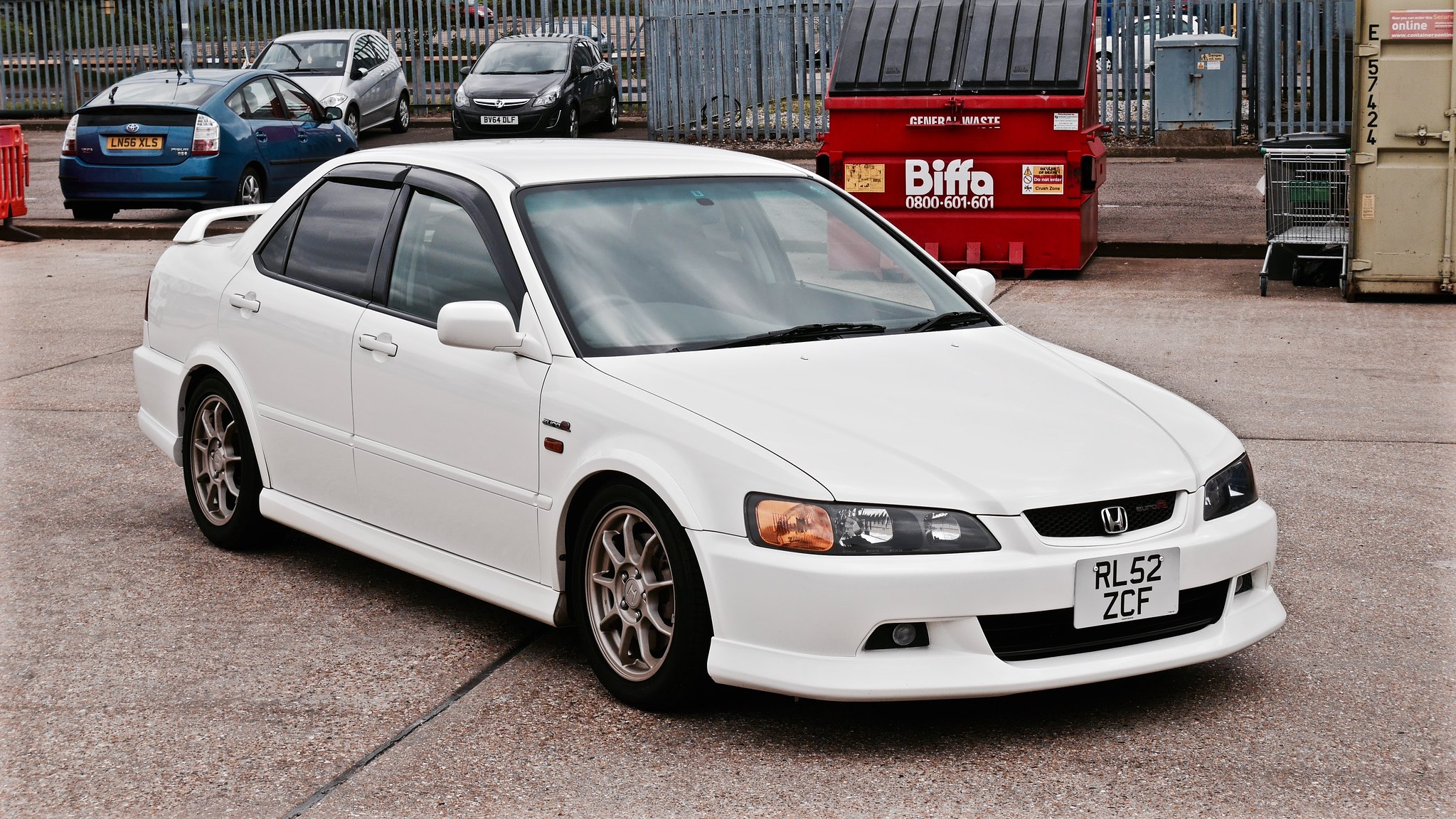 Honda Accord Euro R Cl1 Ek9 Org Jdm Ek9 Honda Civic