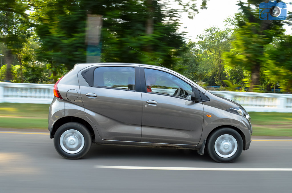 Datsun RediGo Drive Review 2