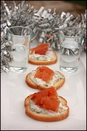 6393288499 c1ece36844 Gravlax de saumon mariné à la Vodka