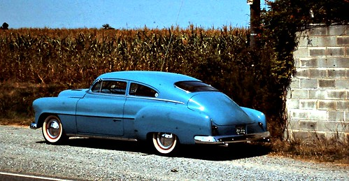 '50 Chevy Custom by Well Oiled Machines