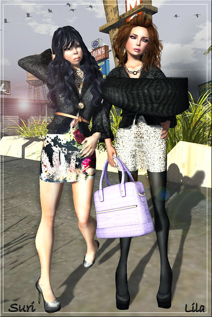 VOIX Suri & Lila