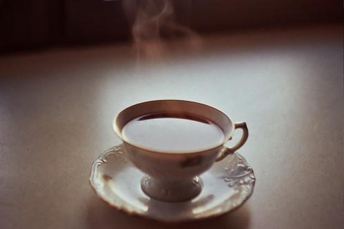 tea for one. by Katarina Ribnikar