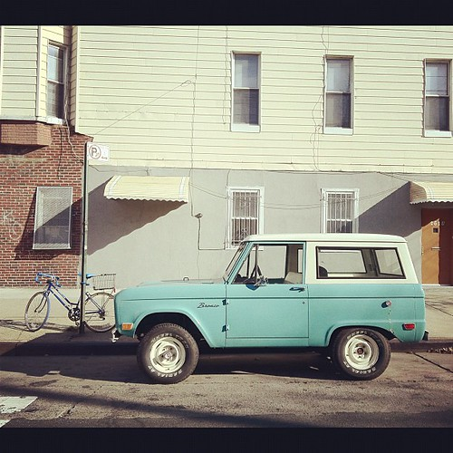 Greenpoint Car Series