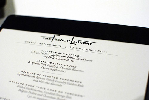 6417715865 7acfbfe08c The French Laundry (Yountville, CA)