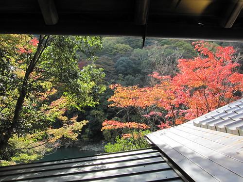 松籟庵小部屋から見た紅葉 by Poran111