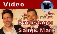 BRMB Live 2011 | JLS Backstage